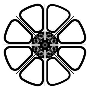 APIA solo logo nero